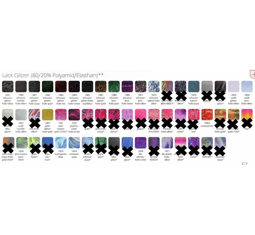 Haarwokkel in meer dan 20 kleuren