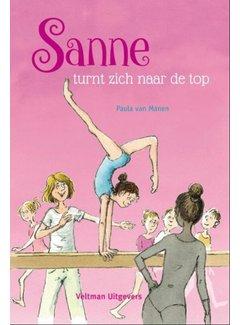 Sanne Turnt zich naar de top