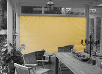Overkappingen en schermen voor veranda's en tuinhuizen