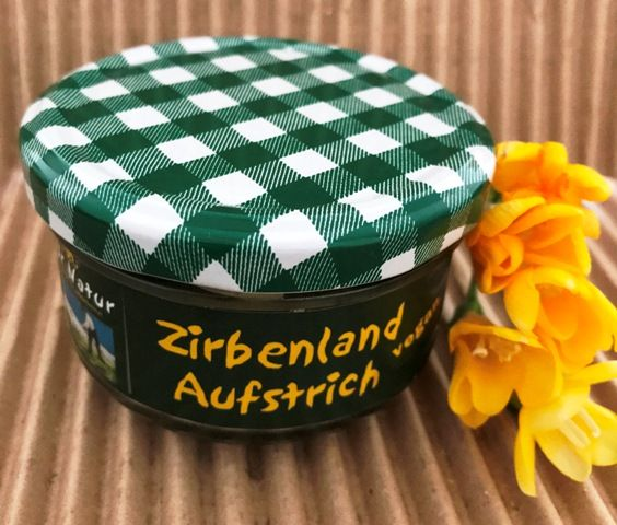 Zirbenland-Aufstrich (vegan) 150g
