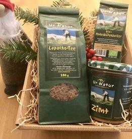 Das Winter-Wellness-Päckchen