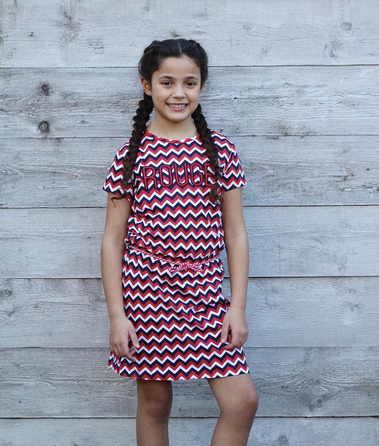 Zigzag jurk Quapi!