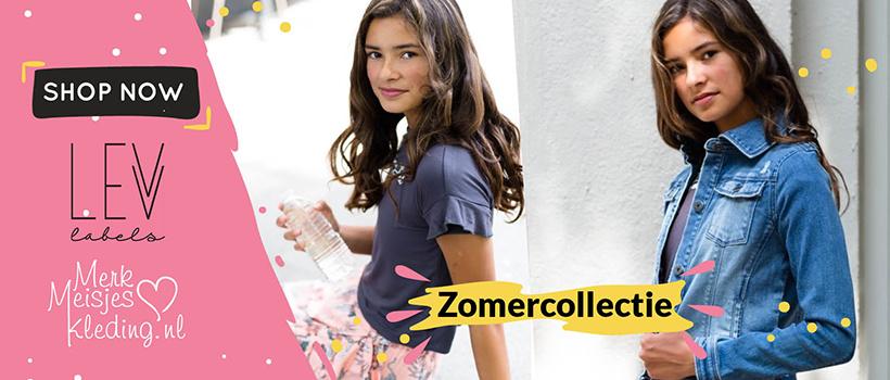 LEVV kleertjes kinderkleding te koop merkmeisjeskleding.nl jurk legging rok shirt vest broek zomerjas