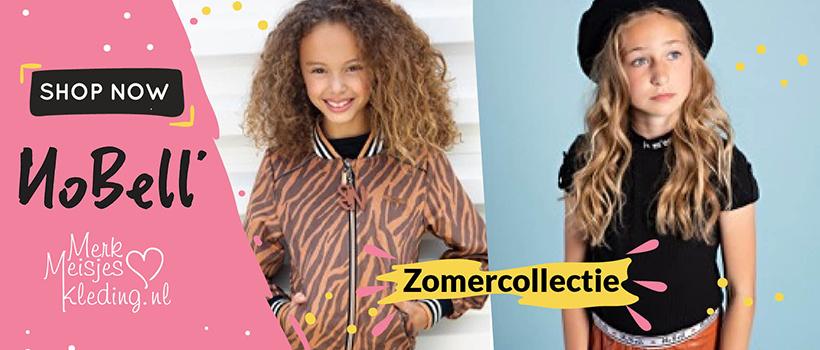 NoBell kleertjes kinderkleding te koop merkmeisjeskleding.nl jurk legging rok shirt vest broek zomerjas
