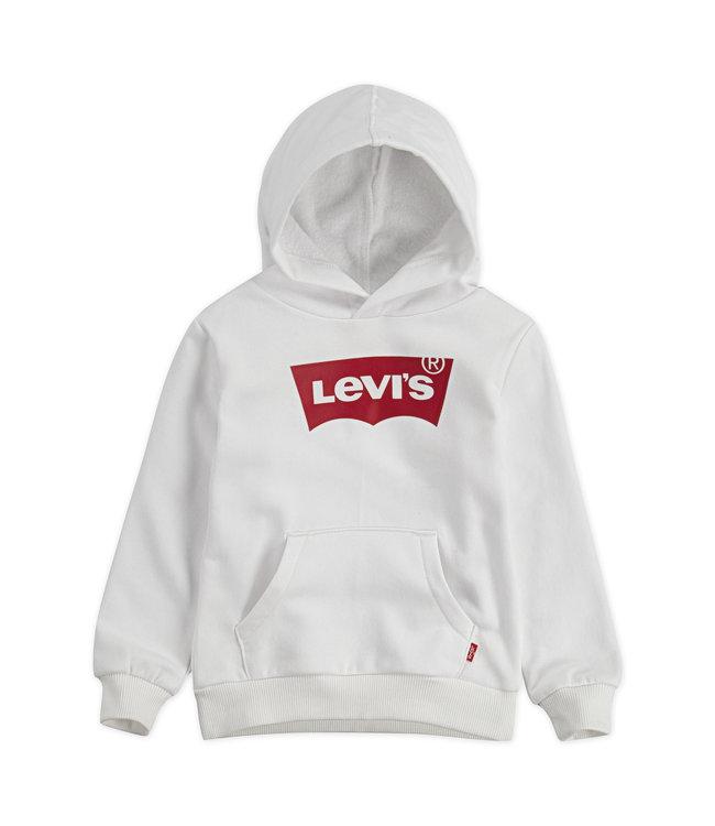 LEVI'S Meisjes hoodie - Batwing - Wit