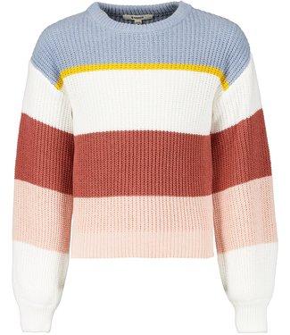 Garcia Meisjes trui gebreid - Off white