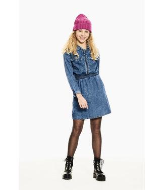 Garcia Meisjes jurk - Rise worn