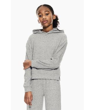 Garcia Meisjes sweater - Mystic grijs