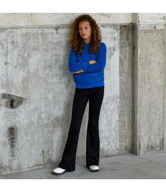 My Own Meisjes broek - Ricky - Krijtstreep
