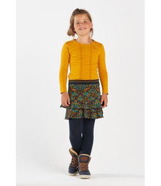 Chaos and Order Meisjes Longsleeve shirt - Kaatje geel