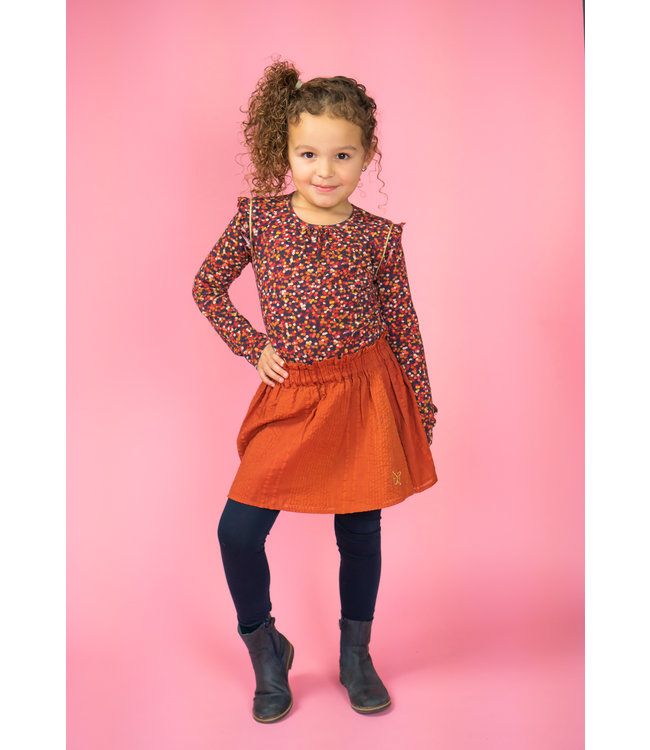 Chaos and Order Meisjes Rok - Melody caramel