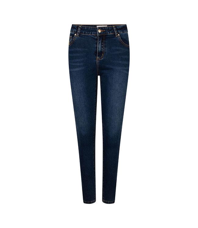 Jacky Luxury Meisjes broek jeans - Blauw