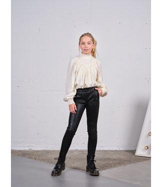 AI&KO Meisjes blouse - Vanese - Cream