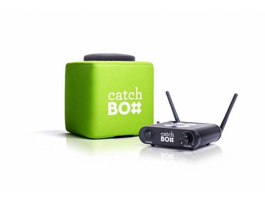 Catchbox Lite Groen huur