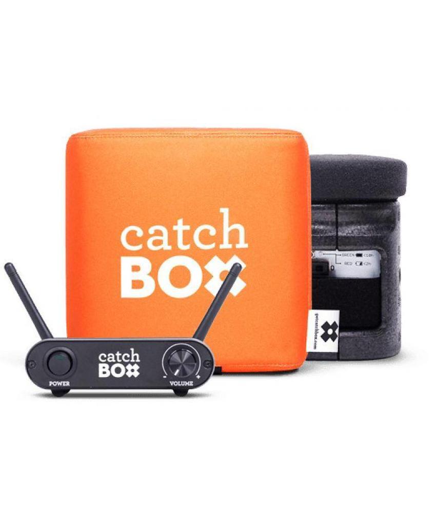 Catchbox Lite Oranje huur