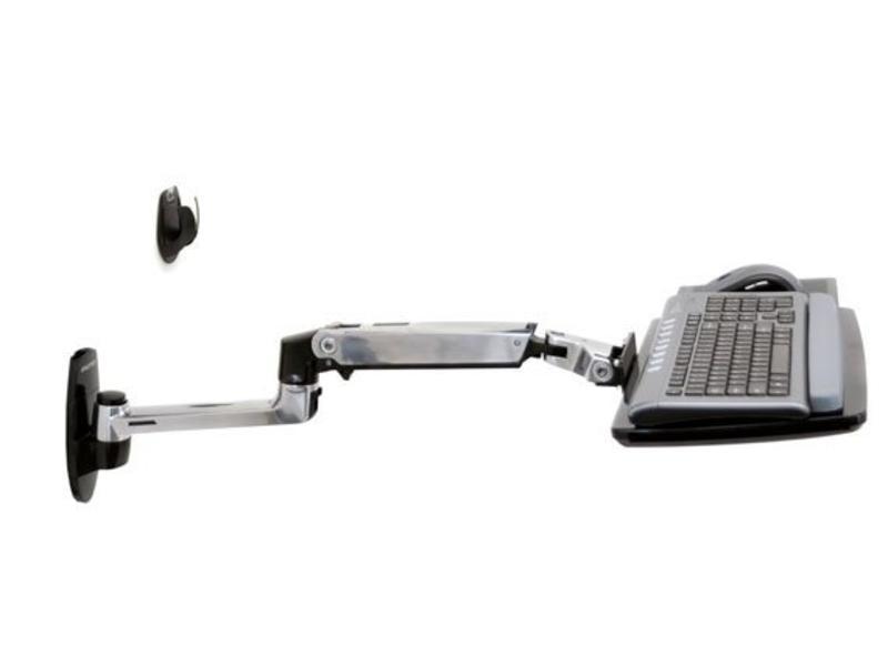 Ergotron Ergotron LX Wall Mount Keyboard Arm 45-246-026