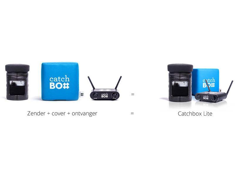 Catchbox Catchbox Lite Blauw huur