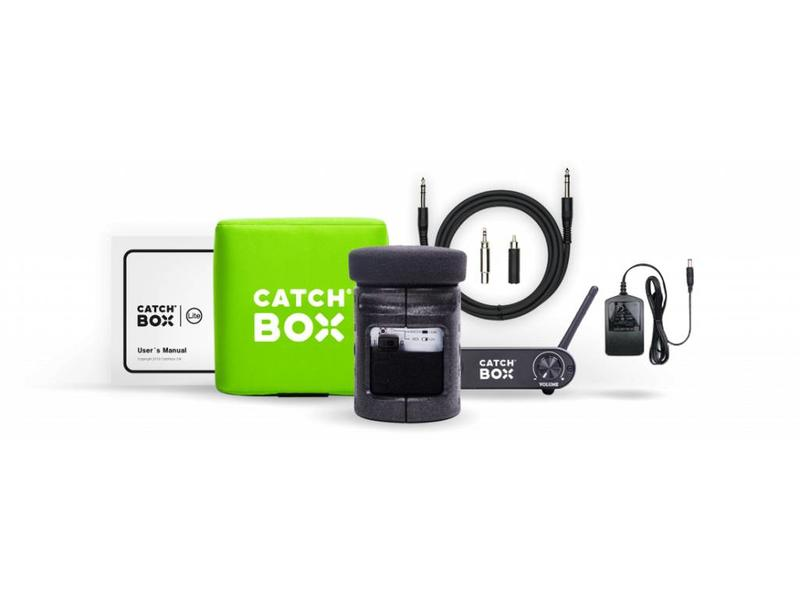 Catchbox Catchbox Lite Groen