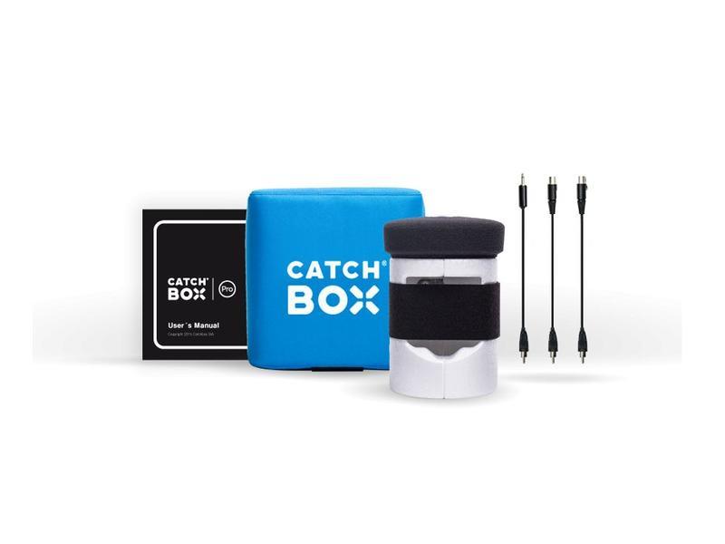 Catchbox Catchbox Pro Groen huur