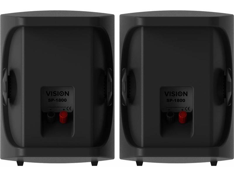 Vision Vision SP-1800B zwart