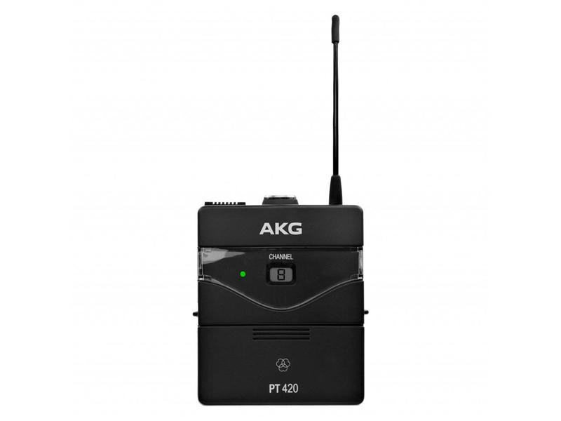 AKG AKG WMS420 Presentor Set (Band D: 863-865MHz)