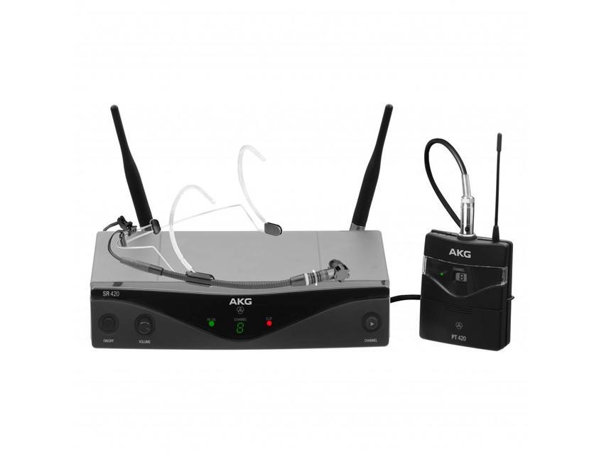 AKG WMS420 Headset BD A