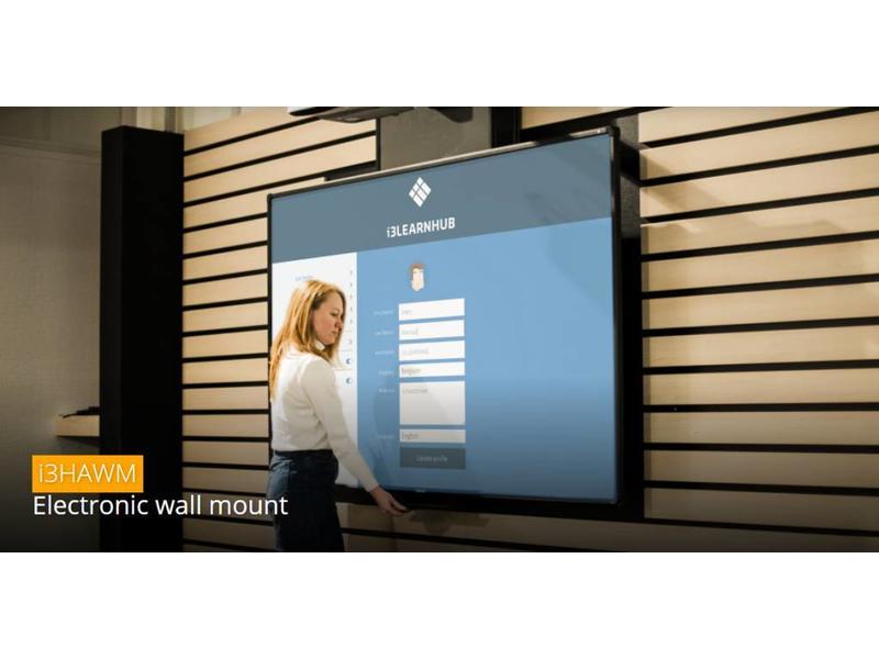 i3 Technologies i3HAWM-E 04 voor i3Whiteboard Wi Plus