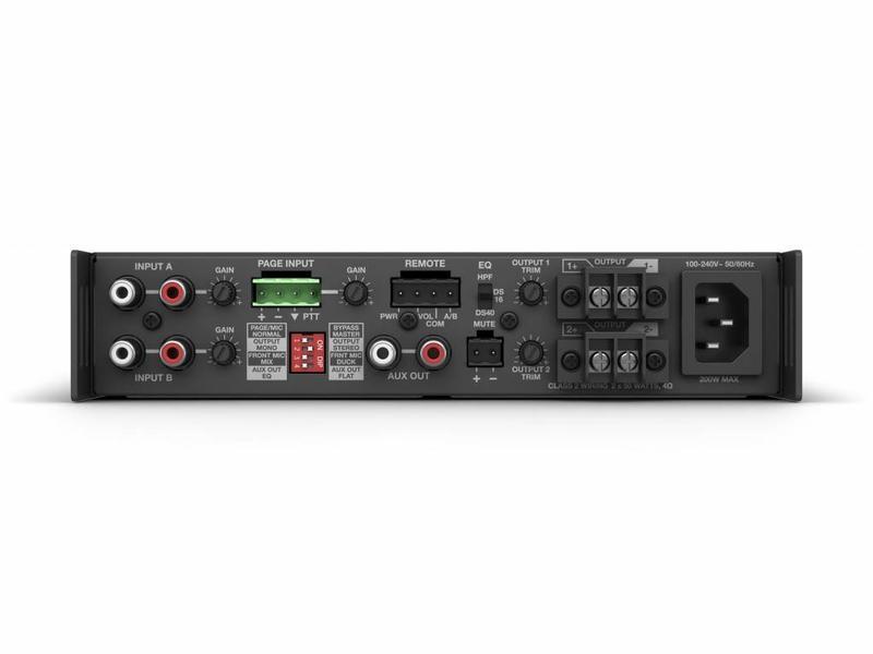 Bose Bose FreeSpace IZA 250-LZ mixer versterker