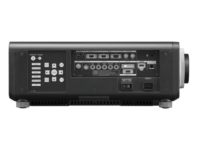 Panasonic Panasonic PT-DW830ELK