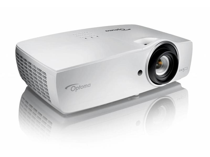 Optoma Optoma WU470 Full HD installatie beamer