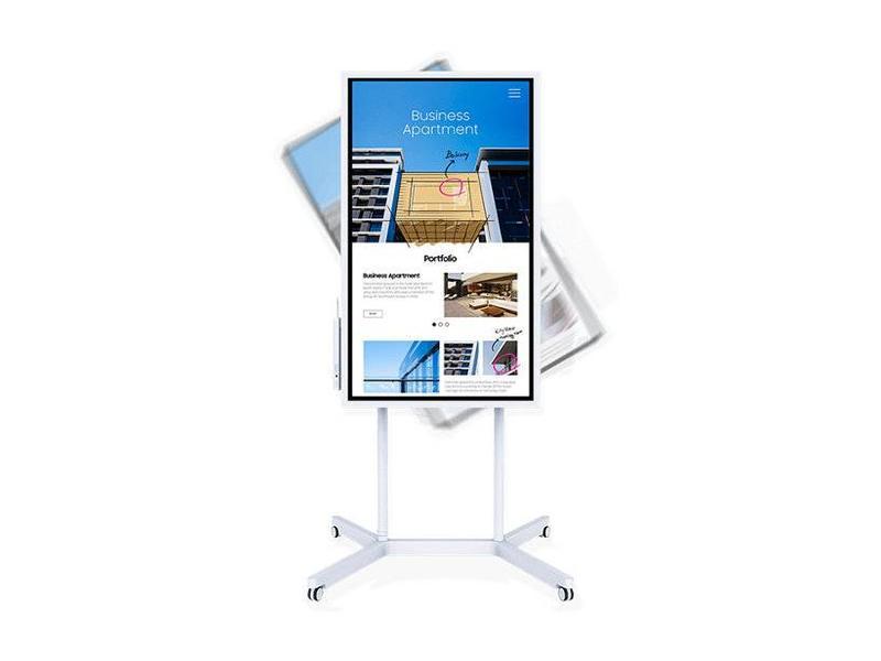 Samsung Samsung Flip 55 inch samen met STN-WM55H