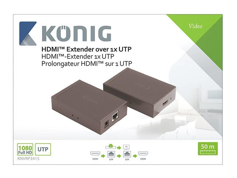 König König HDMI Extender 50 meter