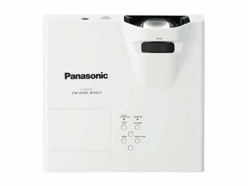 Panasonic Panasonic PT-TW351R WXGA short throw beamer