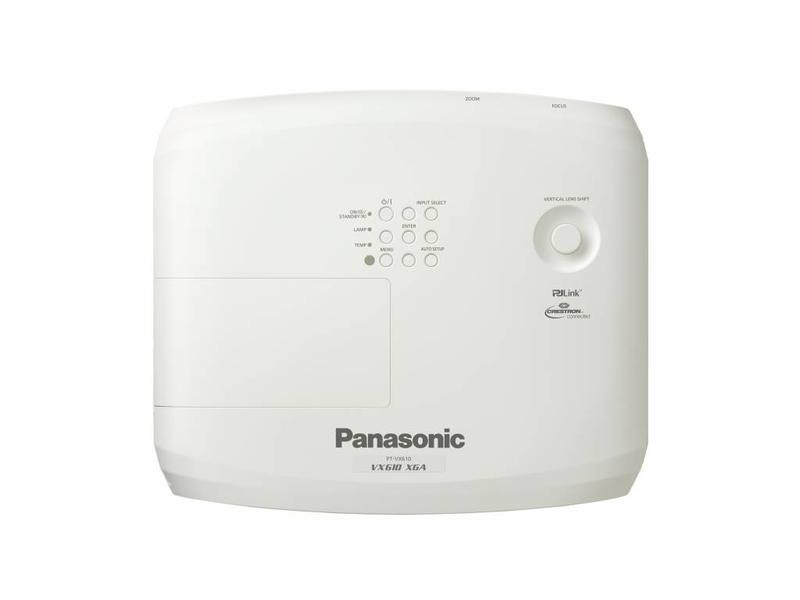 Panasonic Panasonic Mobiele beamer 5500 ANSI lumens