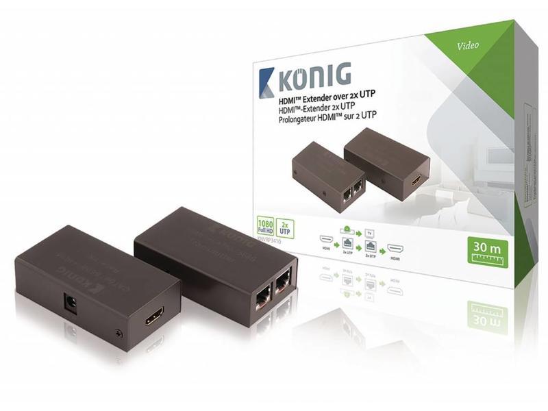 König König HDMI Extender 30m