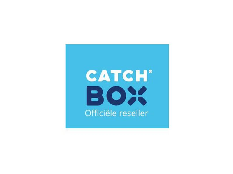 Catchbox Catchbox Lite Travel Case beschermkoffer