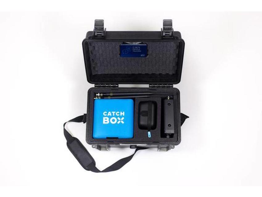 Catchbox Pro Travel Case