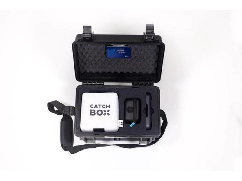 Catchbox Catchbox Plus Travel Case beschermkoffer