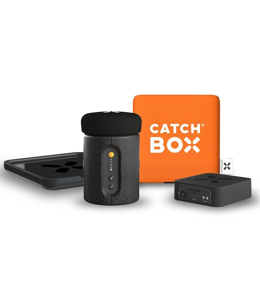 Catchbox Plus Oranje huren