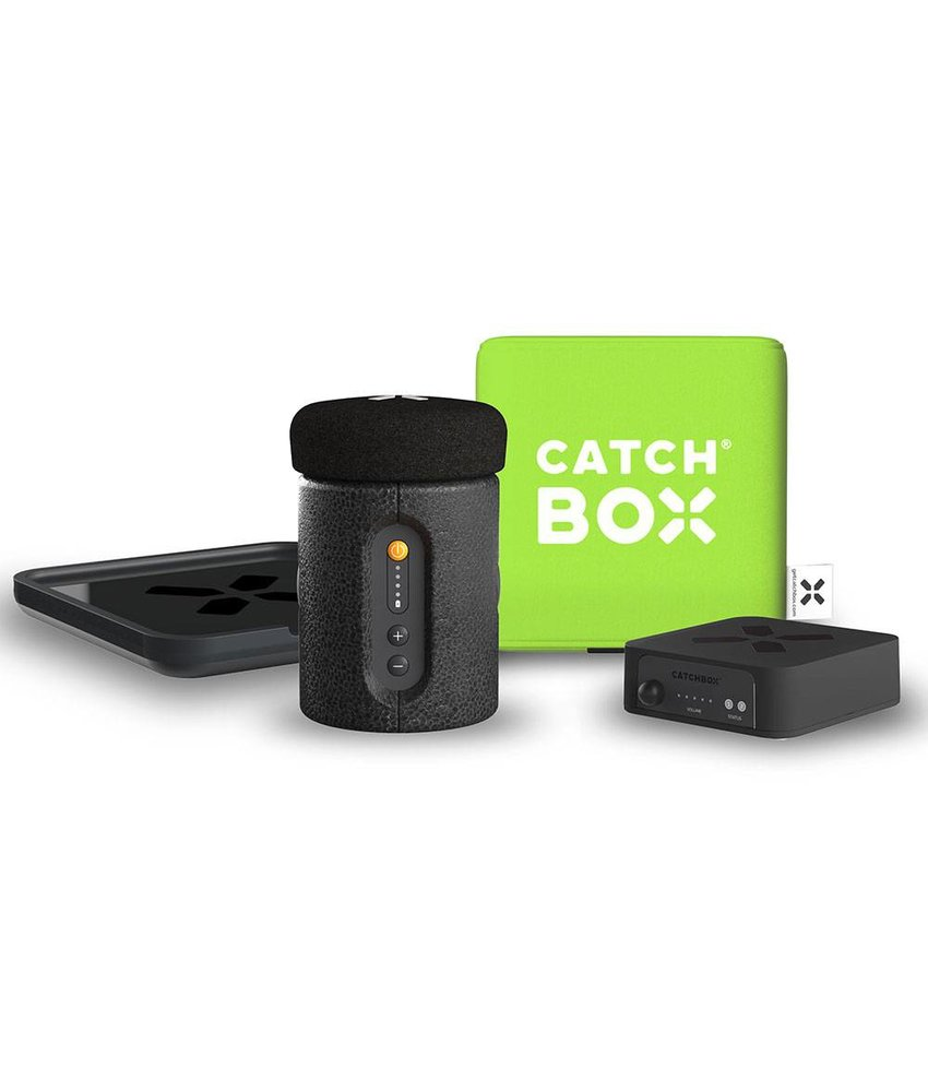 Catchbox Plus Groen huren