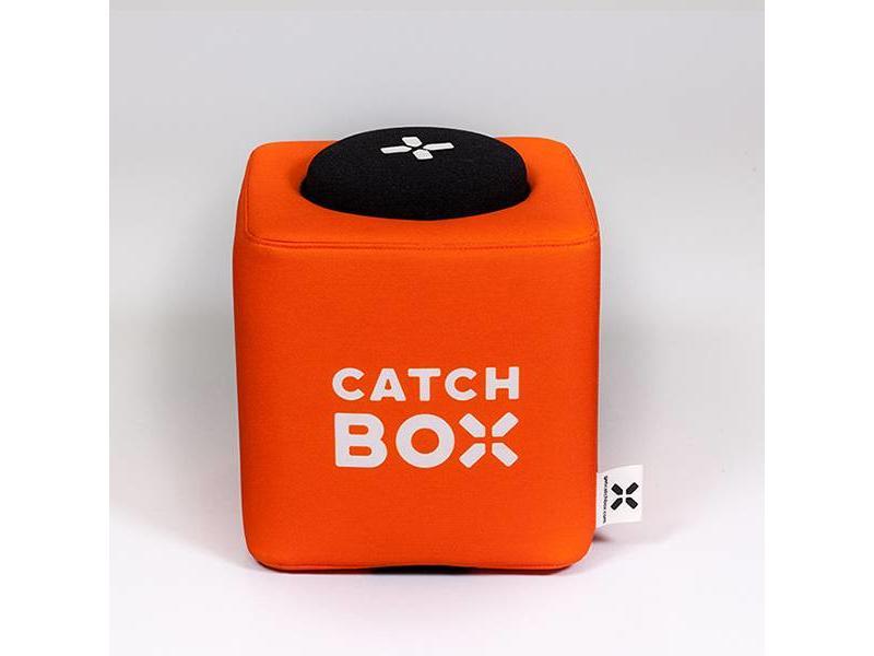 Catchbox Catchbox Plus Oranje huren