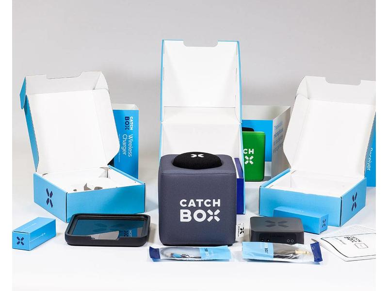 Catchbox Catchbox Plus Blauw huren