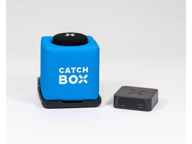 Catchbox Catchbox Plus Blauw huren