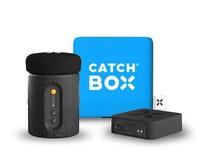 Catchbox Plus Blauw huren