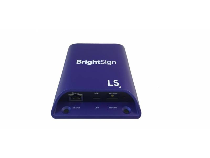 BrightSign BrightSign LS423 Standaard I/O Player
