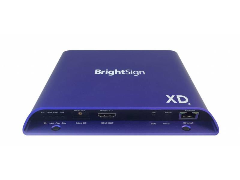 BrightSign BrightSign XD233 Full HD Media Player