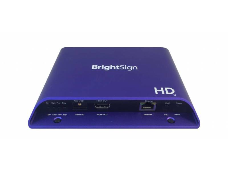 BrightSign BrightSign HD1023 Full HD Media Player