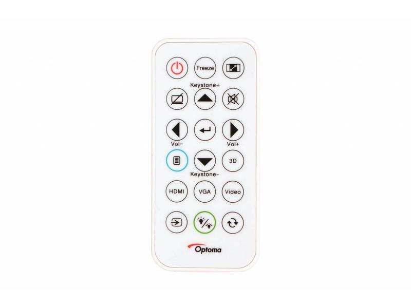 Optoma Optoma EH337 Full HD mobiele beamer