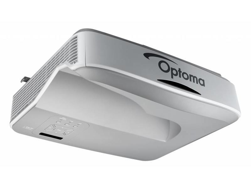 Optoma Interactieve Ultra Short Throw Laser Full HD beamer