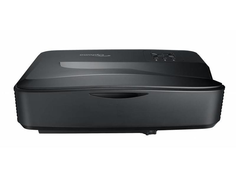 Optoma Full HD HDBaseT Laser Beamer zwart